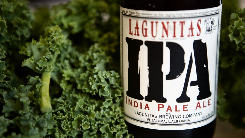 The roots of your hankering for hoppy beers and cruciferous vegetables may be genetic. Photo: Claire Eggers/NPR