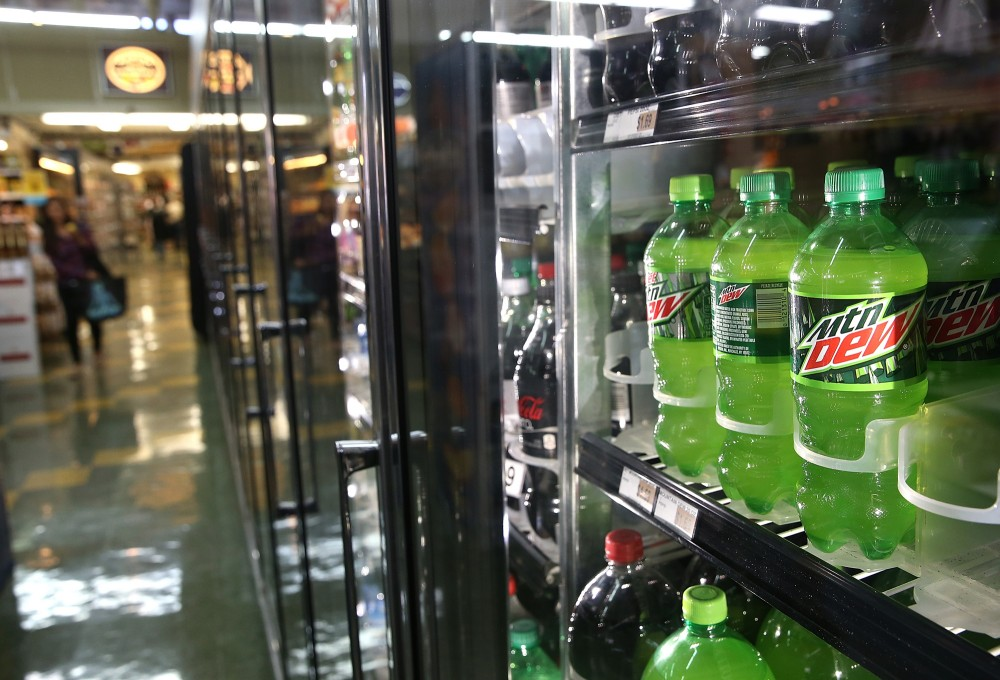 Berkeley's efforts to pass a penny-per-ounce tax on sugary drinks faced opposition with deep pockets — but it also got sizable cash infusions from some big-name donors. Photo: Justin Sullivan/Getty Images