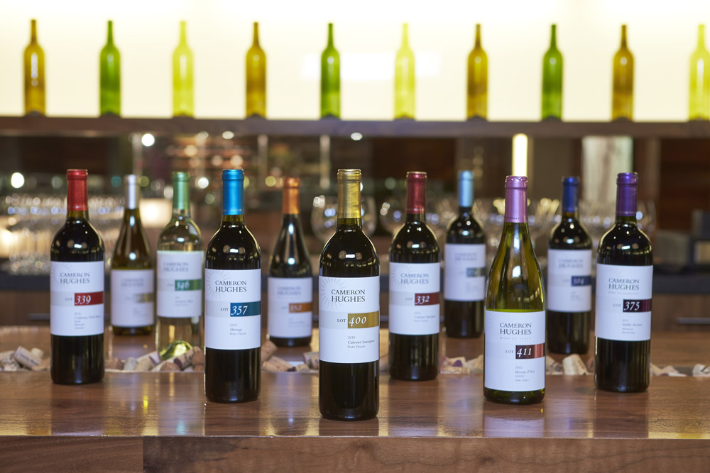 Many varietals in different product lines are sold under the Cameron Hughes brand, all at moderate prices. Photo: Cameron Hughes Wine