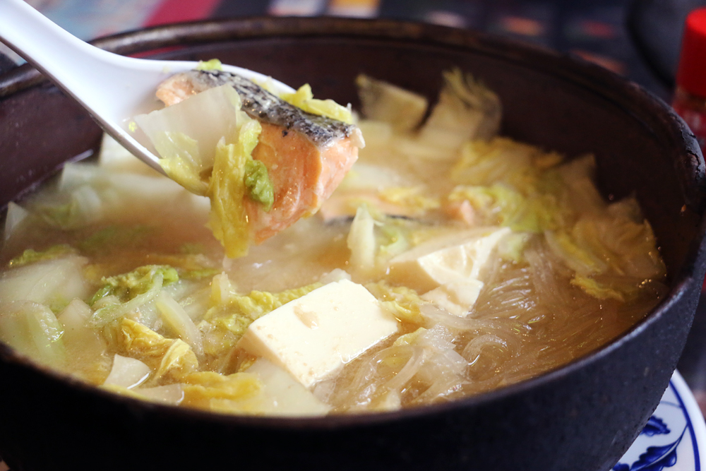 Ishikari Nabe at Kamakura. Photo: Kim Westerman
