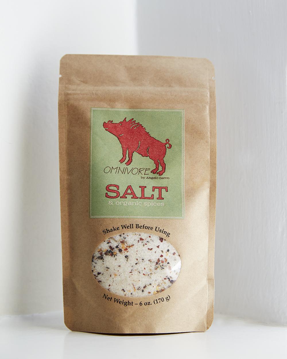Omnivore Salt. Photo: Laurie Frankel