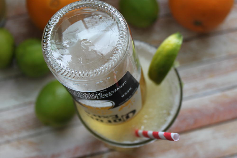 Frosty Mexican Bulldog Margarita. Photo: Jerry James Stone