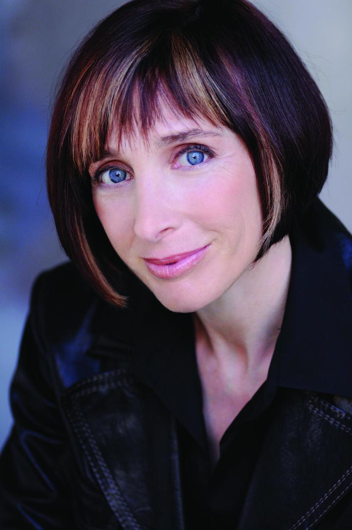 Author Rebecca Katz