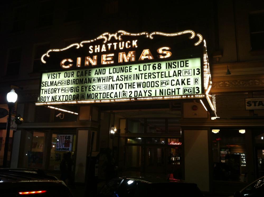 Berkeley's Shattuck Cinemas Photo: Shelby Pope