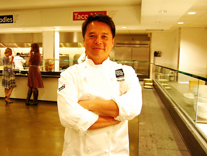 Charles Phan photographed in 2008: the famous restaurateur hopes to open a café on the UC Berkeley campus. Photo: Jennifer Yin