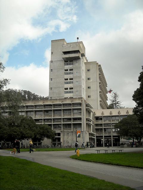 Wurster Hall. Photo Daniel Ramirez