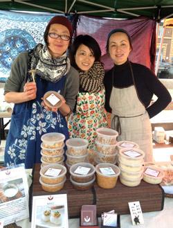 Aedan Fermented Foods. Photo courtesy of CUESA