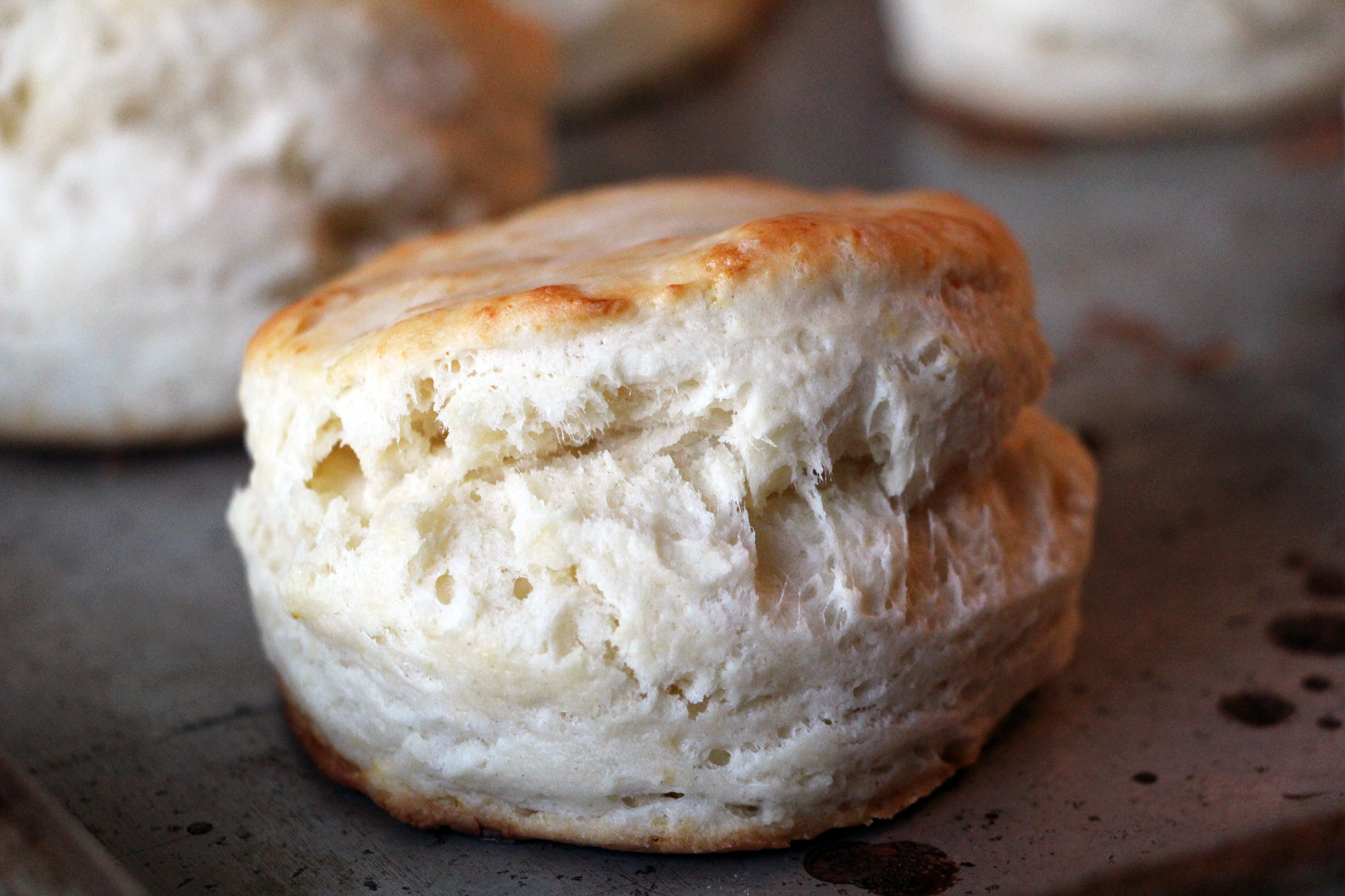 Perfect for Easter Brunch: Lofty Baking Powder Biscuits