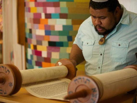 "Chef and culinary historian Michael Twitty writes frequently about what he calls ""koshersoul,"" his African-American and Jewish heritage."