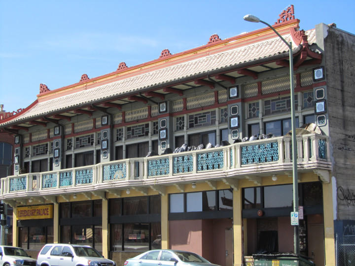 Chinatown's Legendary Palace shut down earlier this year.