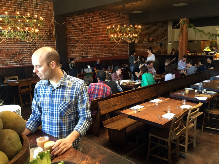 Camino is one of several East Bay restaurants that has re-formatted its entire wage structure and eliminated tipping in light of the new Oakland minimum wage.