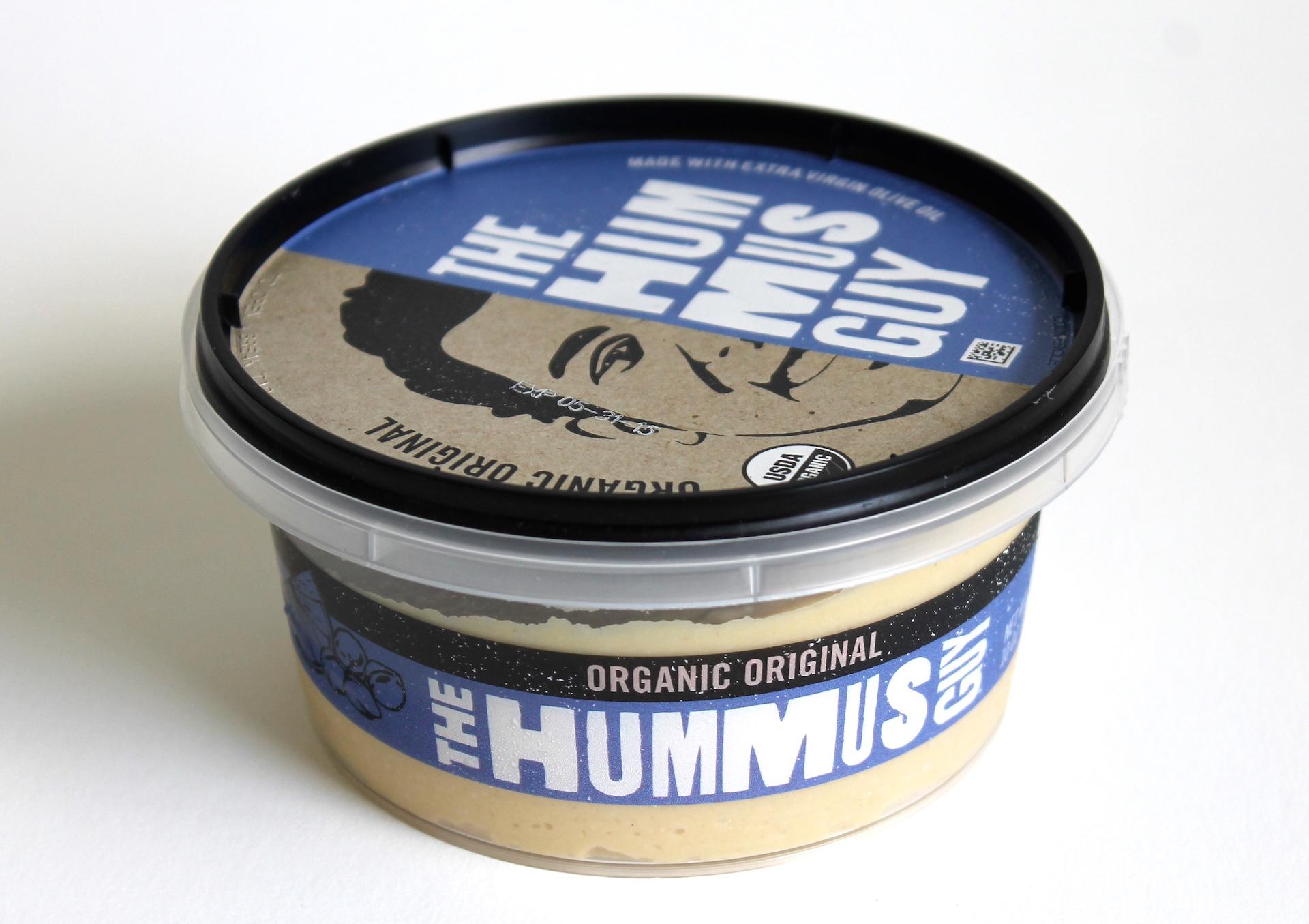 The Hummus Guy Organic Original