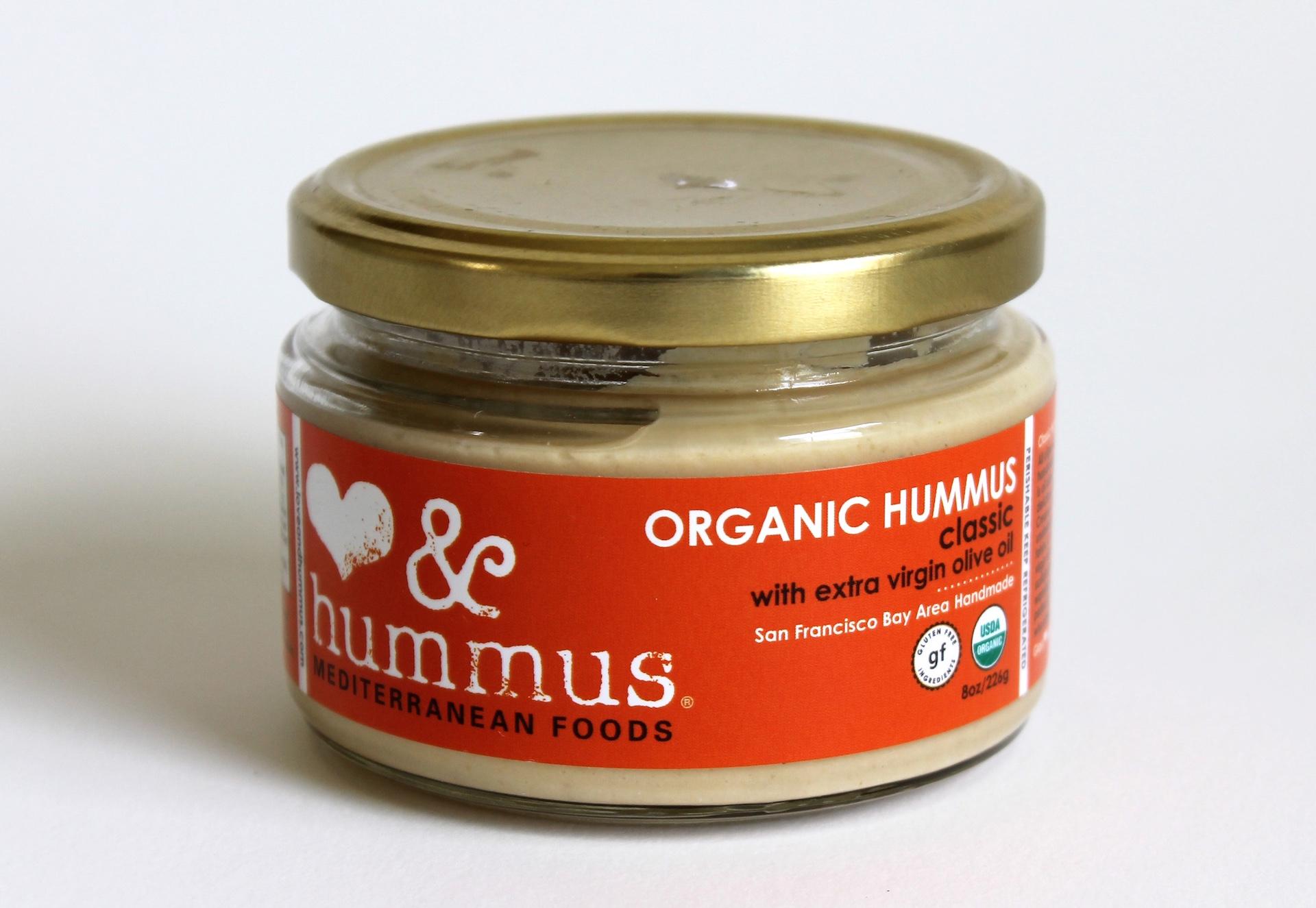 Hummus Organic Hummus Classic