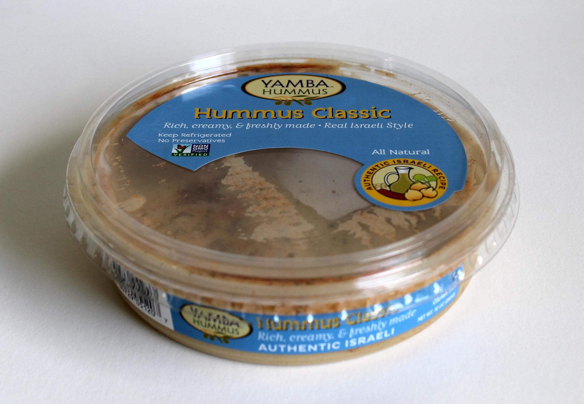 Yamba hummus