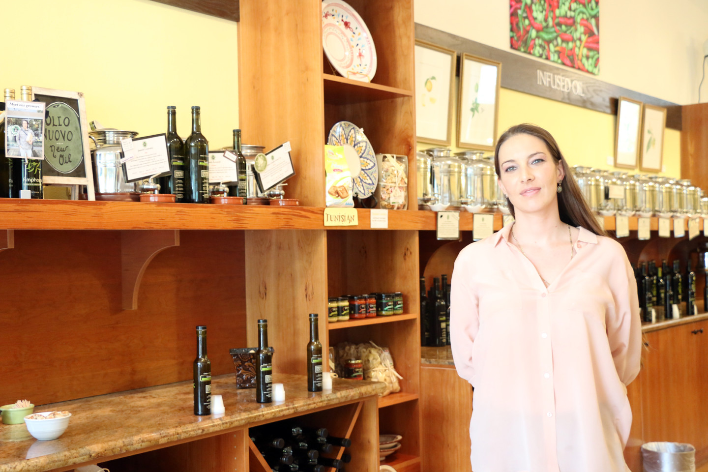 Amphora Nueva Offers Affordable, High-Quality Olive Oil