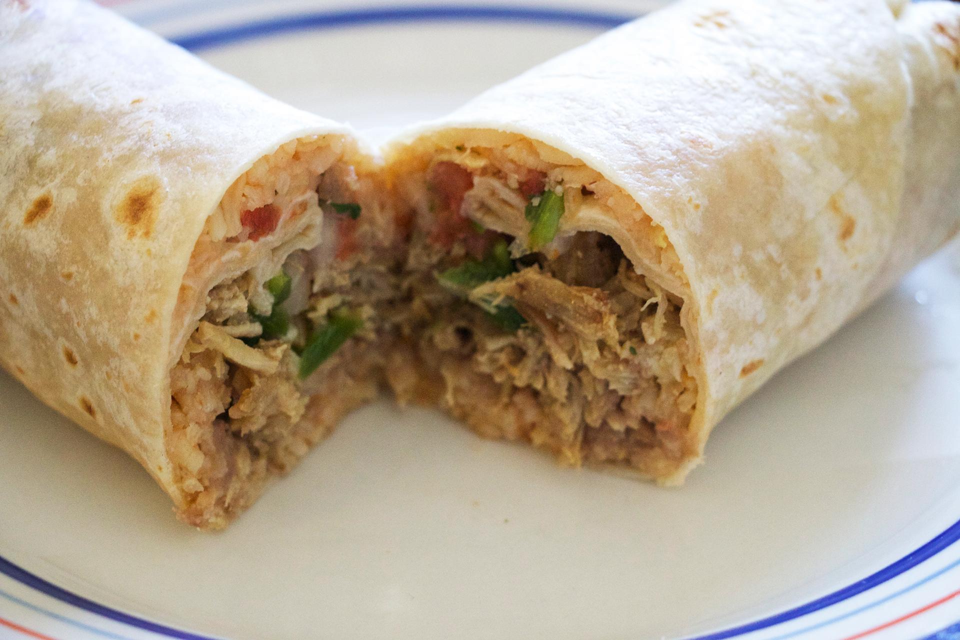 Carnitas Burritos