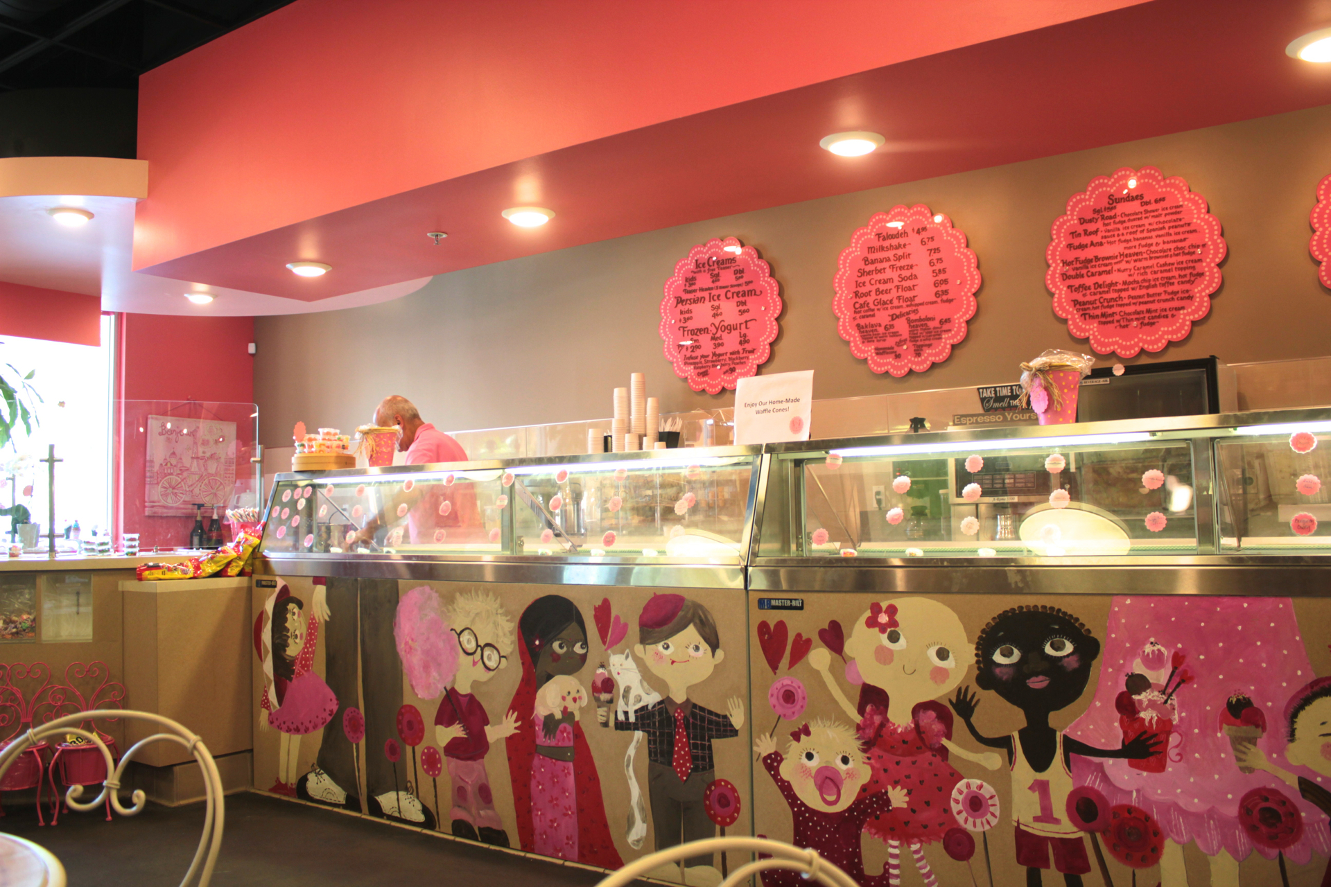 "feasibility study on ice cream shop in the philippines So why ice cream ice cream doesn't of ""biba lavendera"" laundry shop co-finance feasibility studies the feasibility study is a necessaryphase prior."