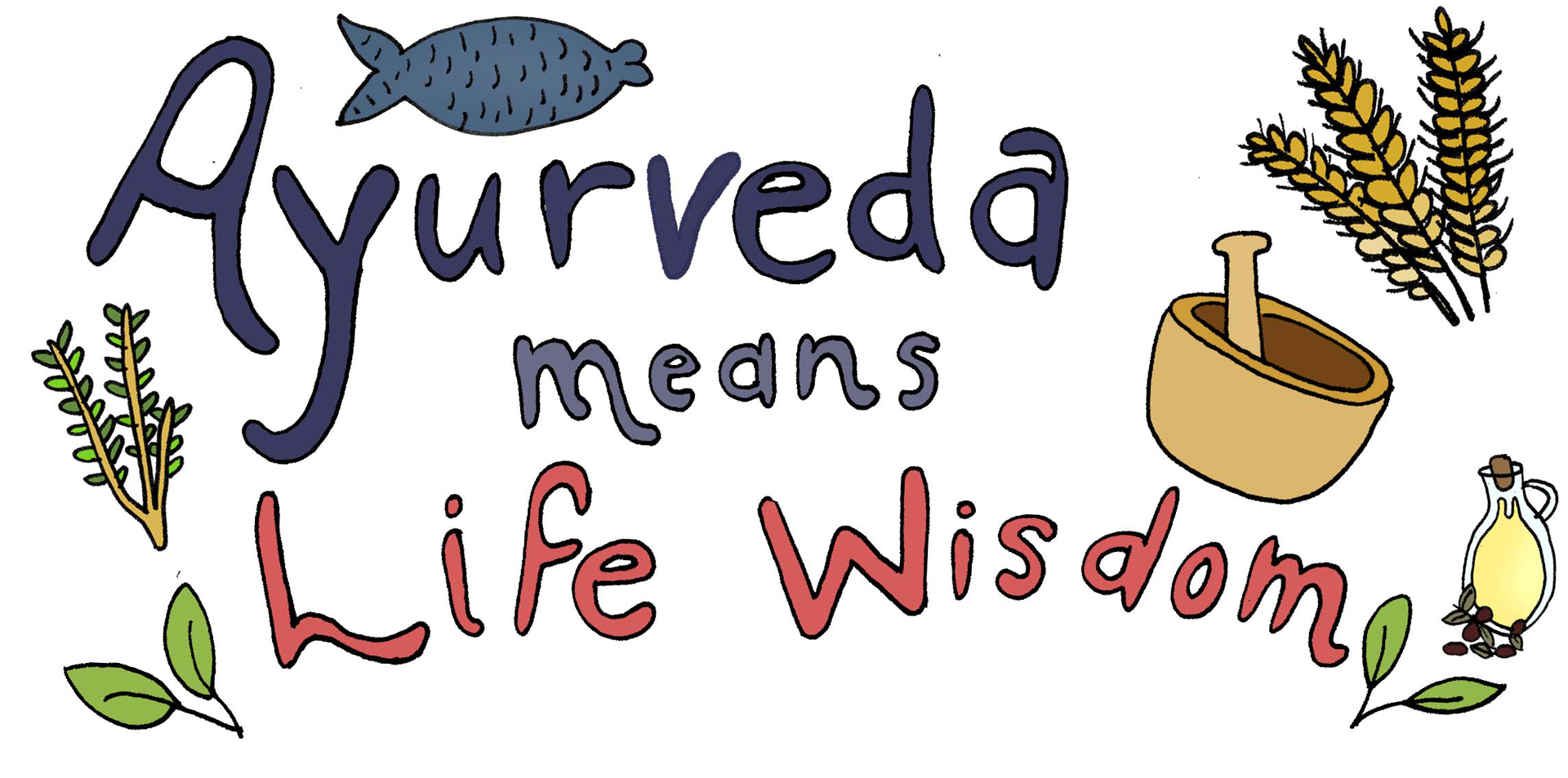Ayurveda means Life Wisdom