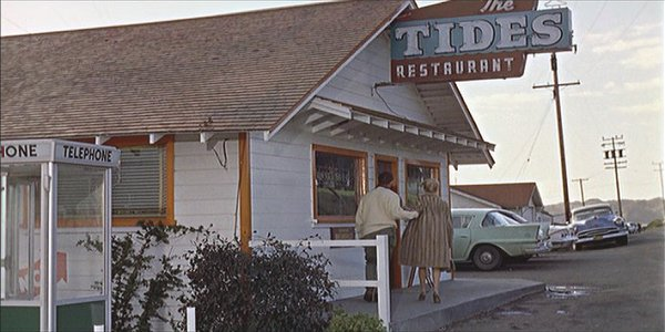 The Tides Restaurant, as featured in The Birds