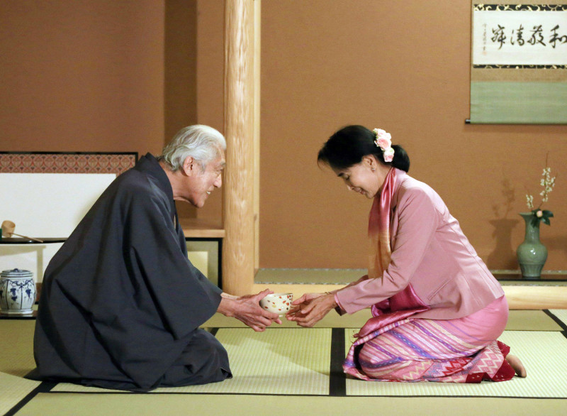 Image result for tea ceremony japan