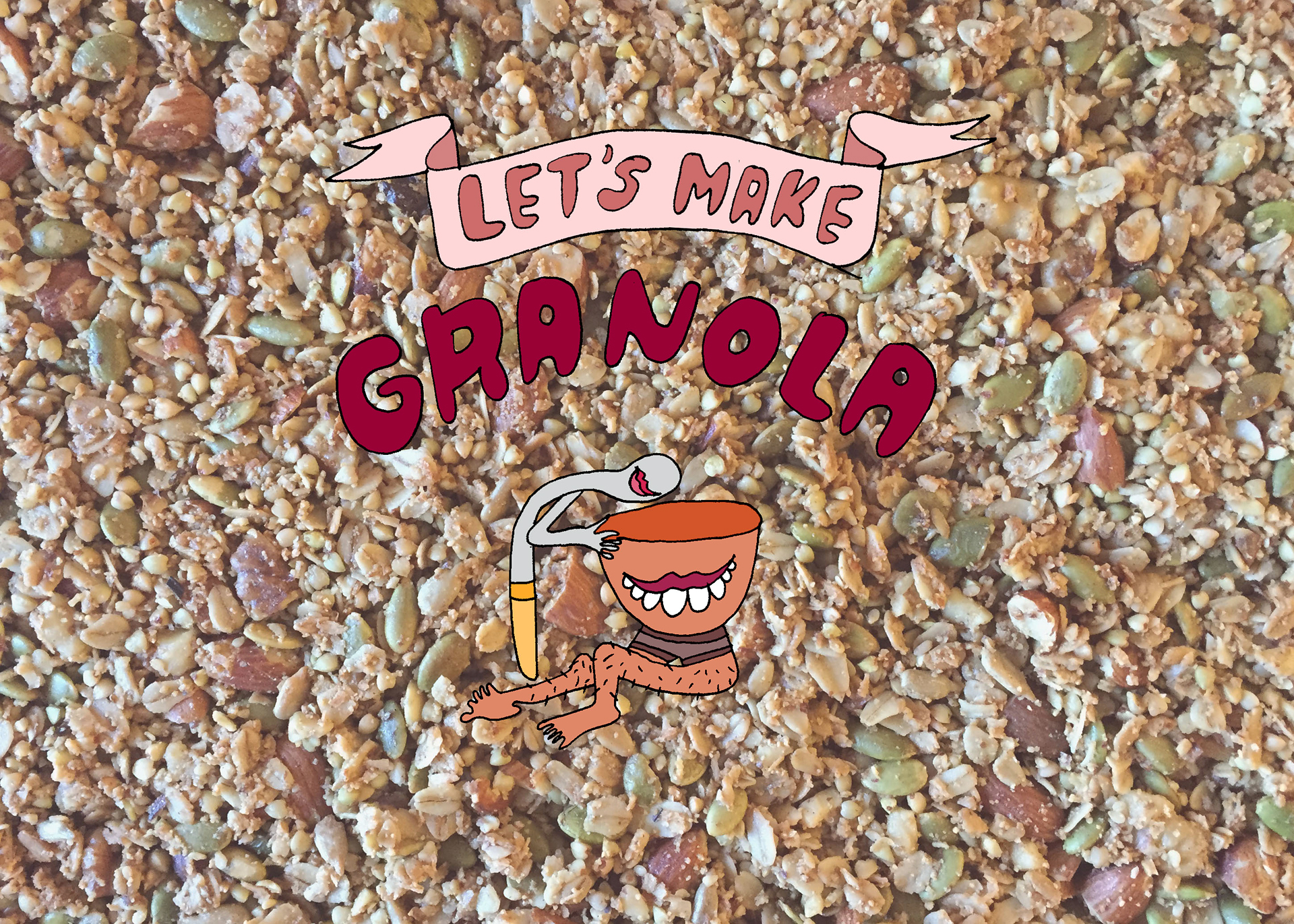 Let's Make Granola!