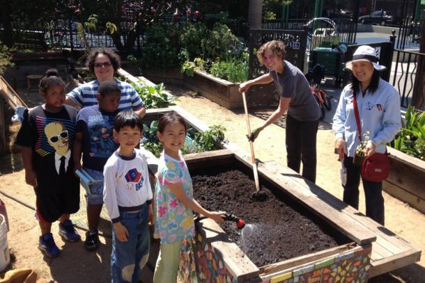 San Francisco's Groundbreaking Urban Agriculture Program Turns One
