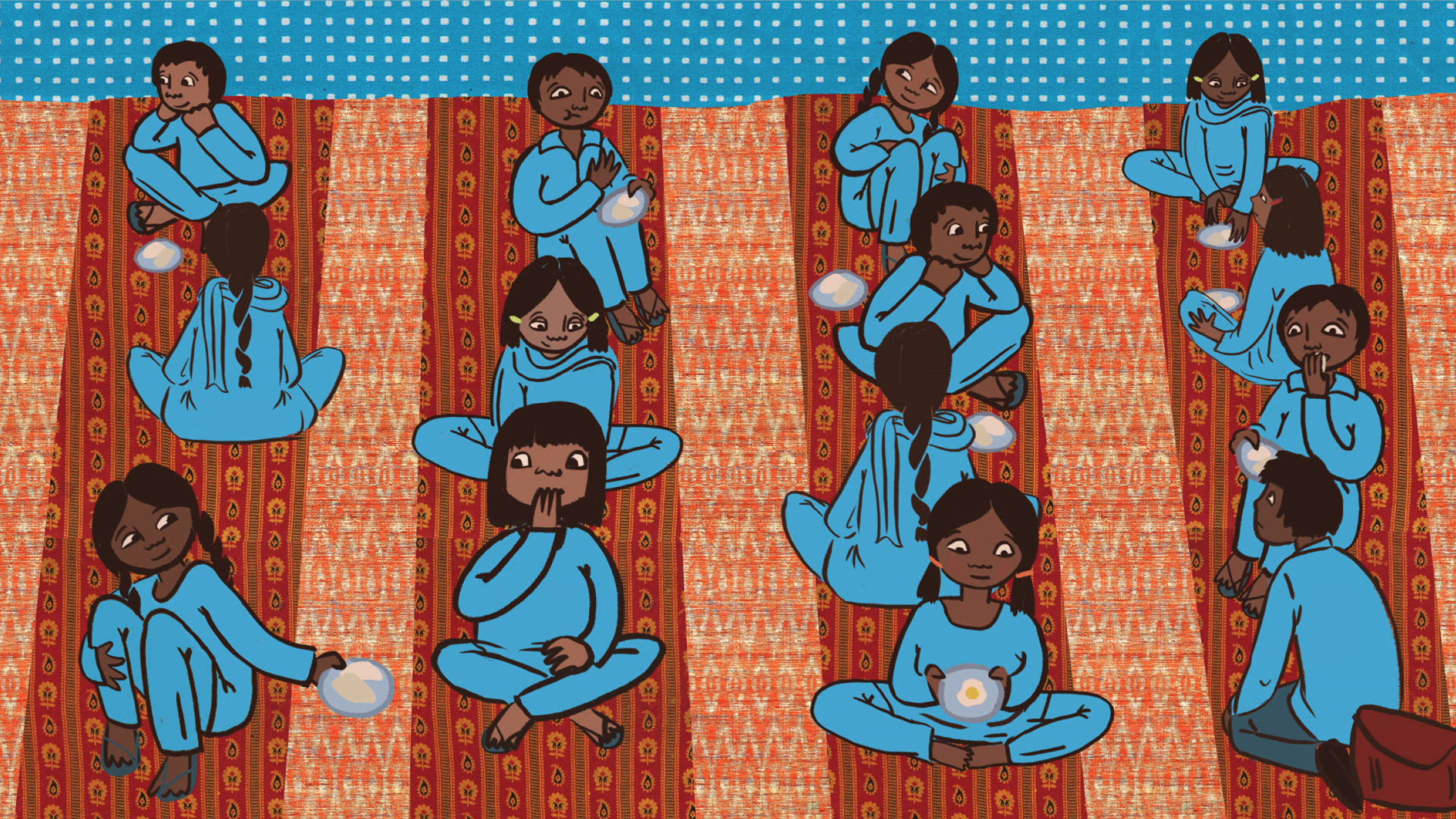 "In some Indian states, efforts to serve eggs to malnourished children are a political minefield. See the related animation, ""Power Lunch: India's Mid-Day Meal Program,"" produced by Mathilde Dratwa for the Pulitzer Center and based on Rhitu Chatterjee's reporting."