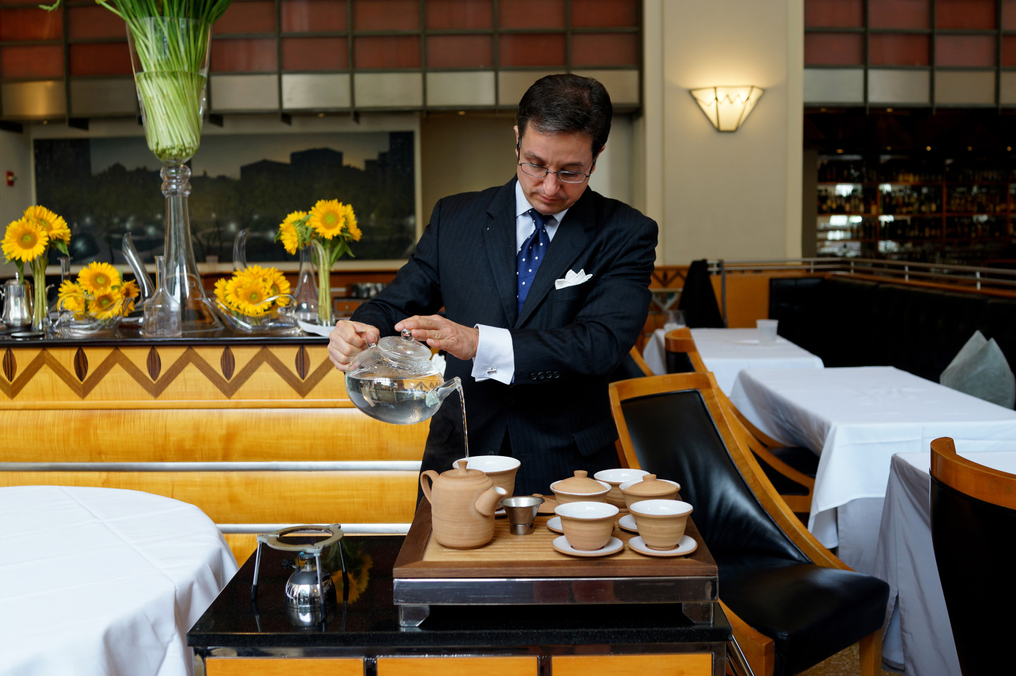 Tea Sommeliers Are The Hot New Thing In Food Pairing