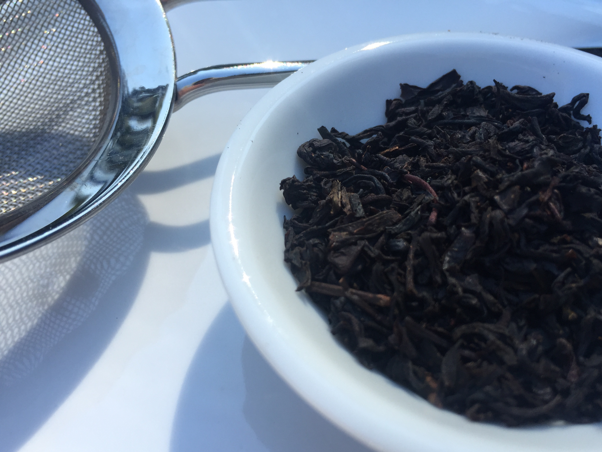 Loose Leaf black tea.