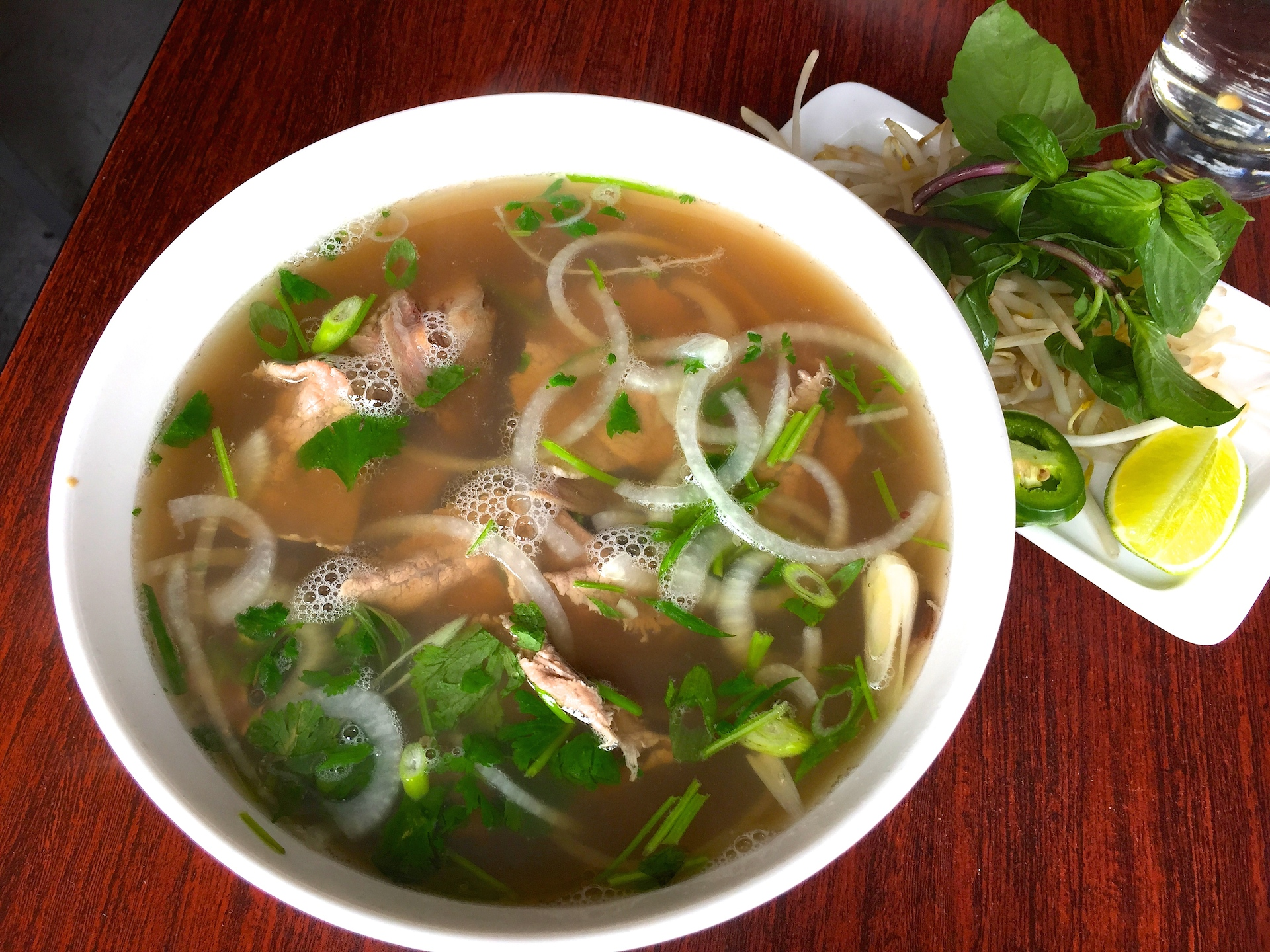 Pho at Monster Pho. (Anna Mindess)