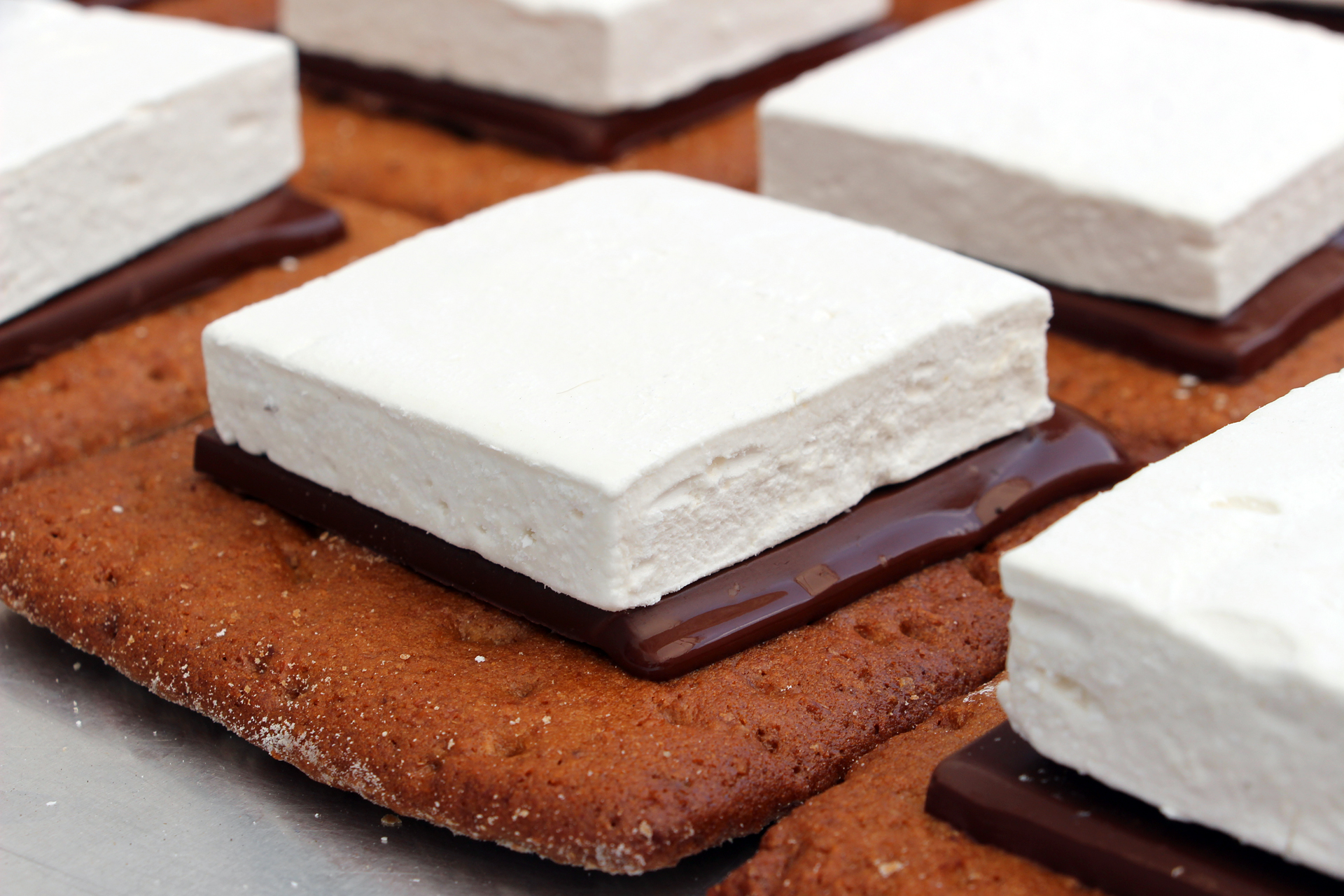 Charles Chocolates S'mores