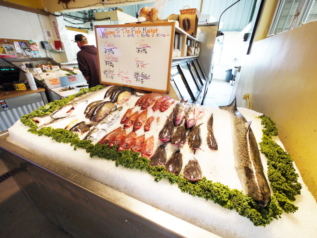 We Leave Half Of All Our Seafood On The Table (And In The Trash)