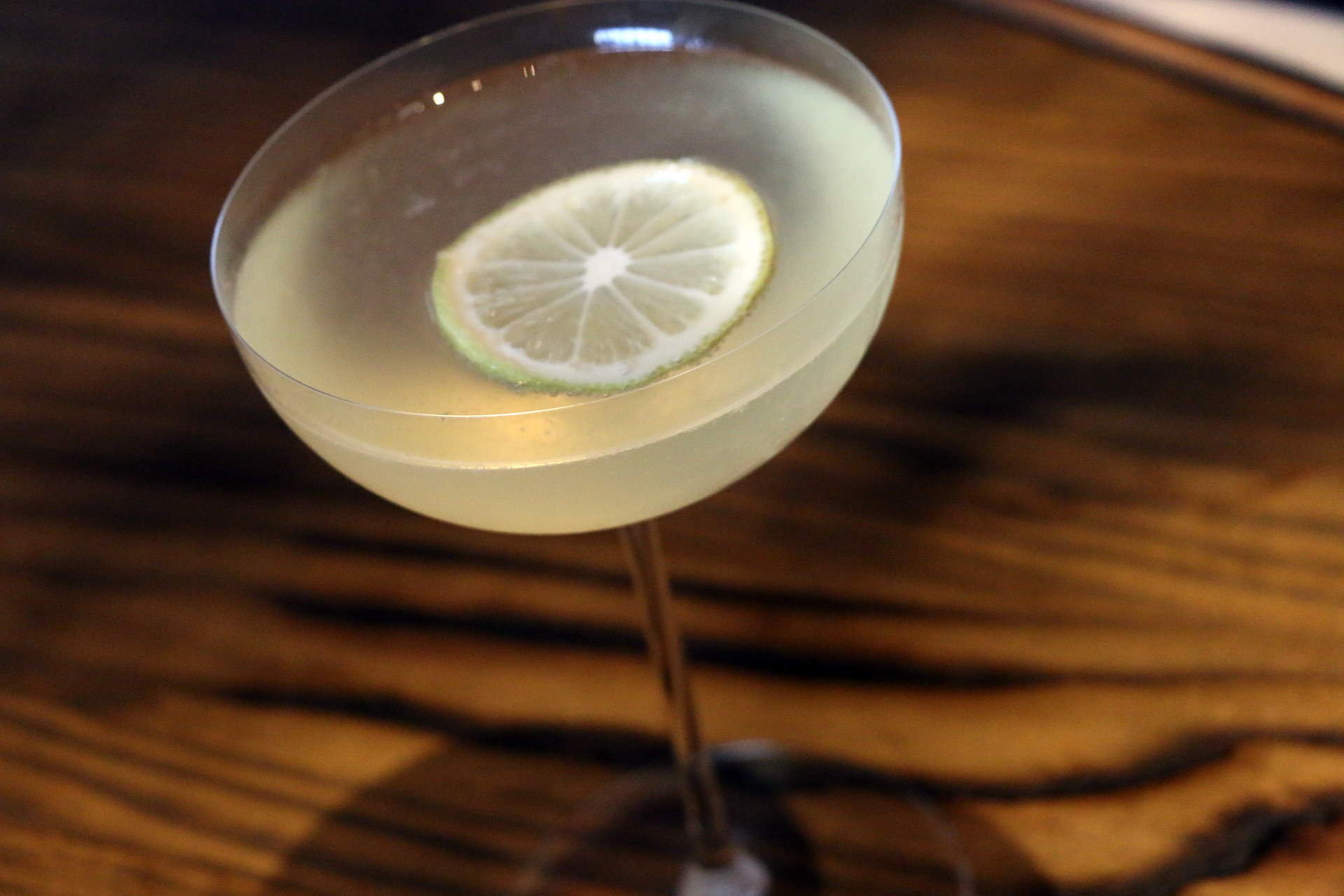 The Spanish Mistress cocktail