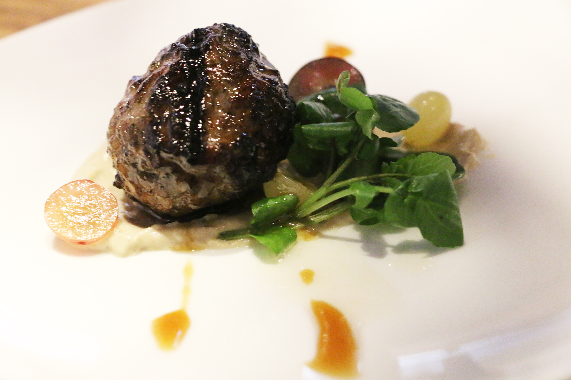 Rich and satisfying lamb meatballs