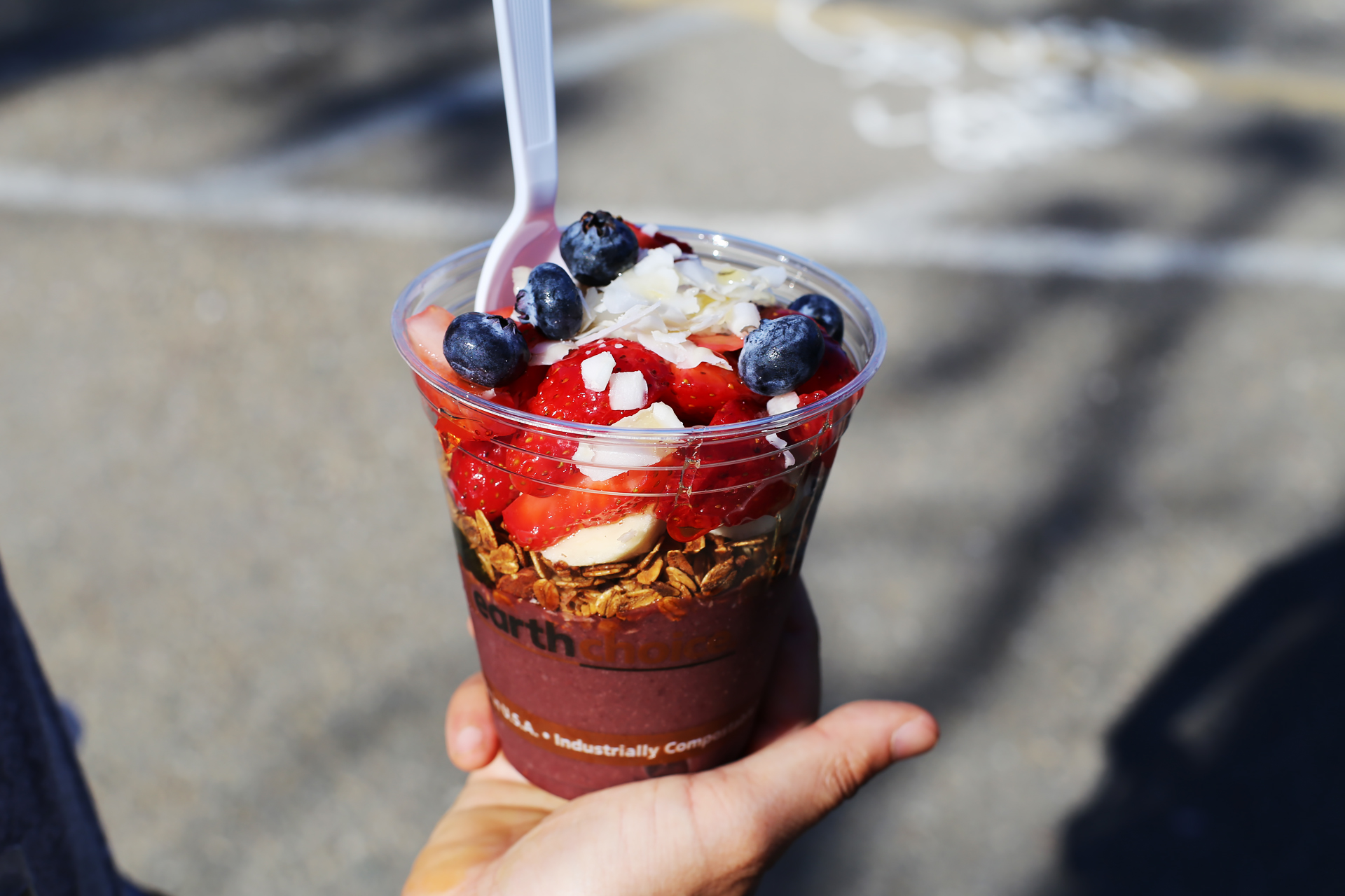 Bowl'D Acai: Original Gangster