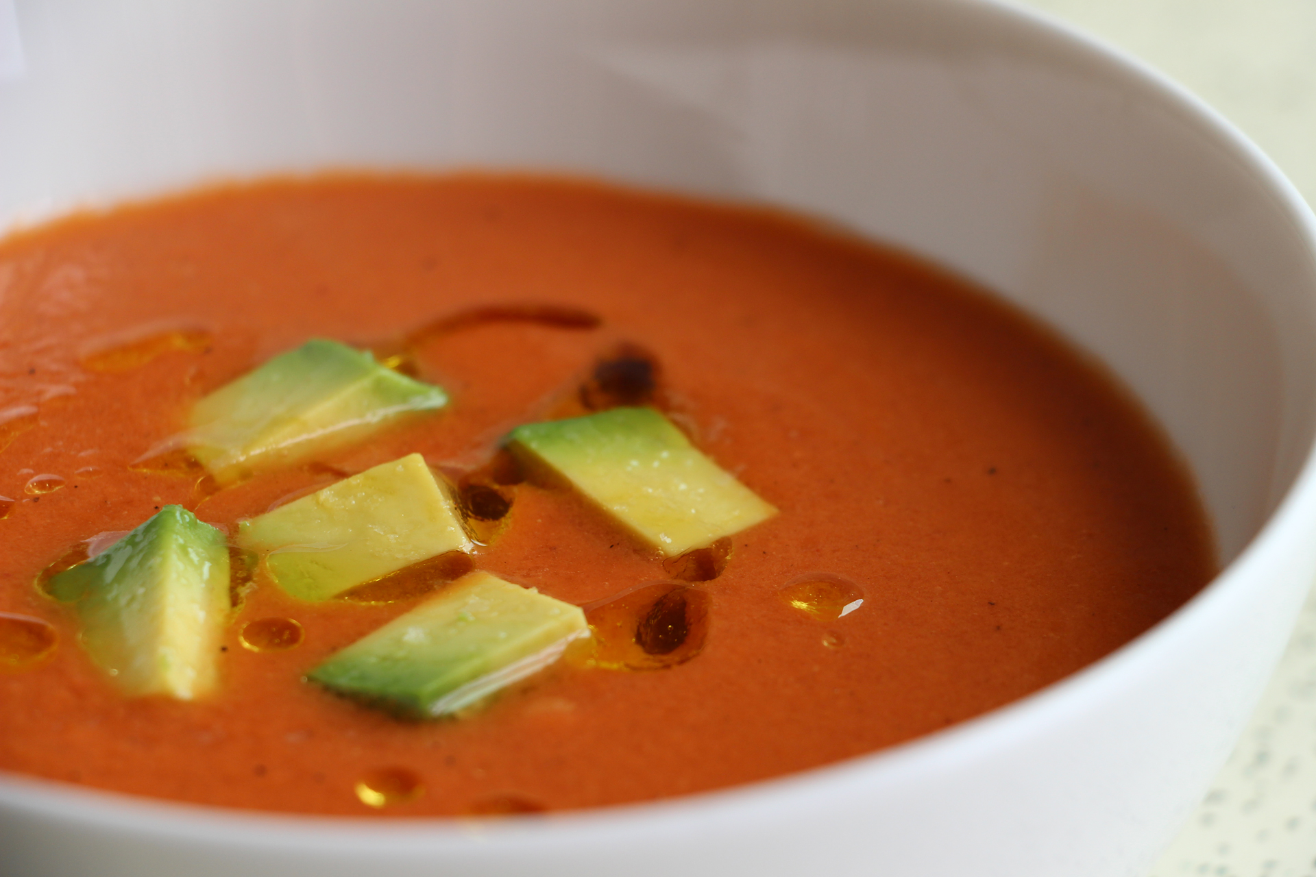Heirloom Tomato Gazpacho is the Epitome of Summertime in a Bowl | Bay ...
