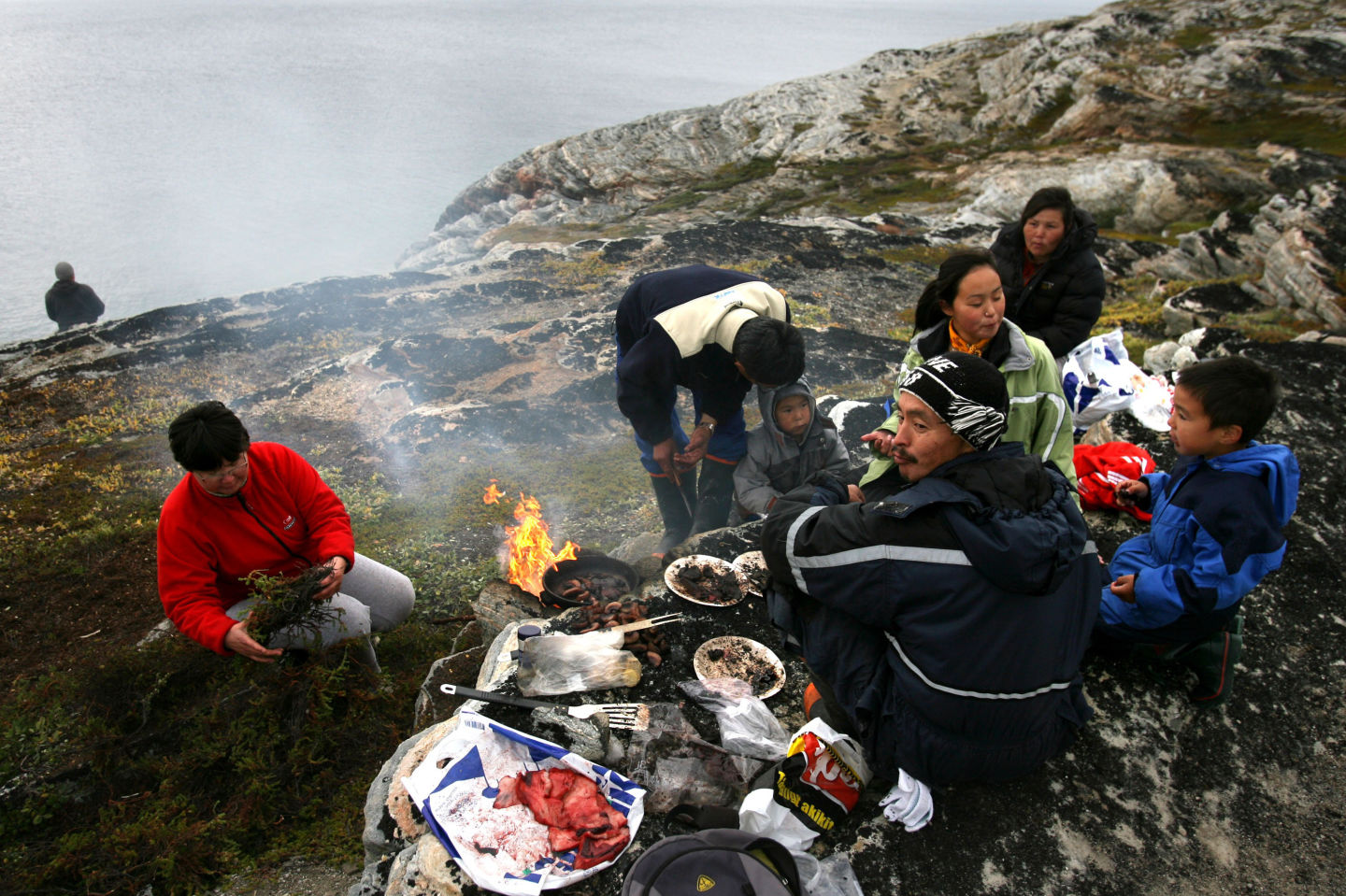 The Secret To The Inuit High-Fat Diet May Be Good Genes