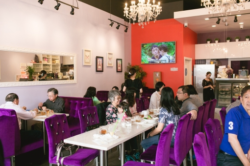 Prince Cooking is one of two San Francisco restaurants that are part of an innovative new program that allows seniors to choose from a special menu of healthy Chinese American favorites and dine with friends and family whenever they want.