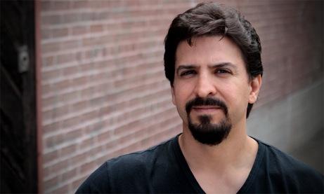 Filmmaker Anthony Lucero.