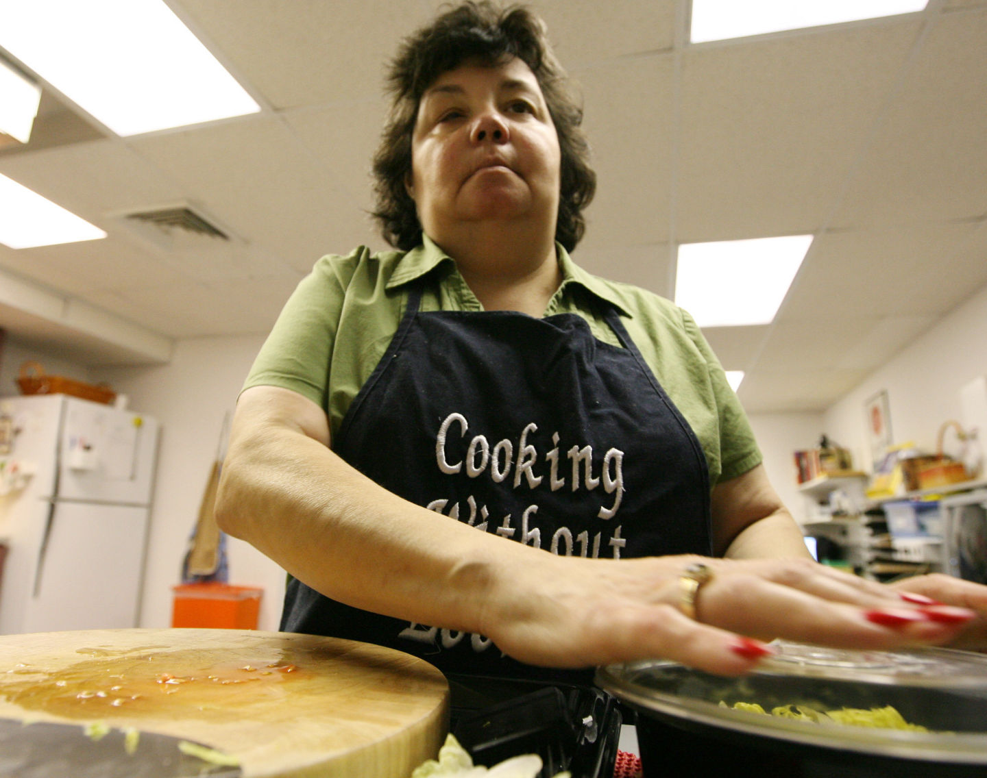 Cooking With Disabilities: An Exercise In Creative Problem Solving