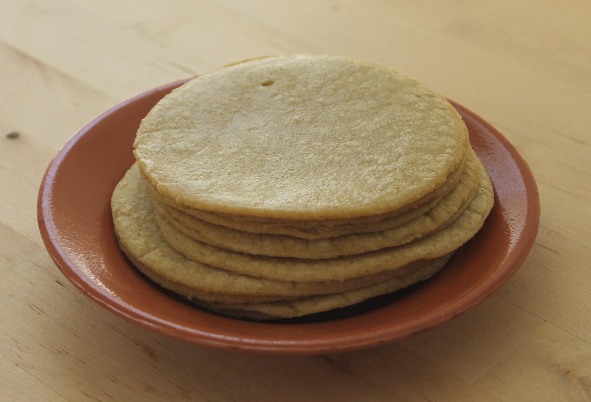 Tortillas from de la Tierra are subtle and sweet.