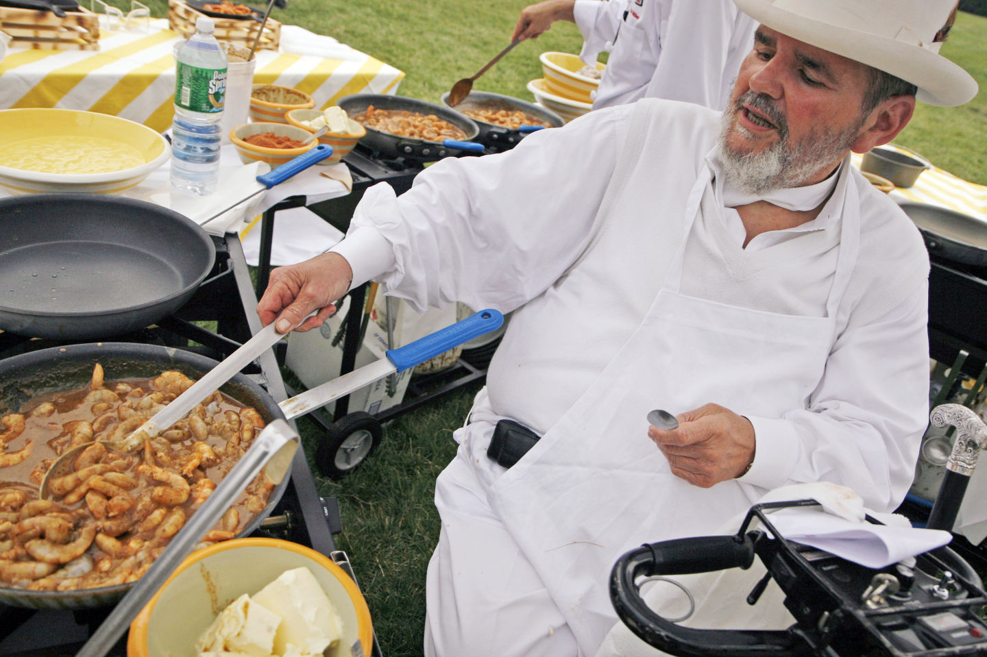 Remembering Paul Prudhomme, The Louisiana Chef Who 'Made Magic'