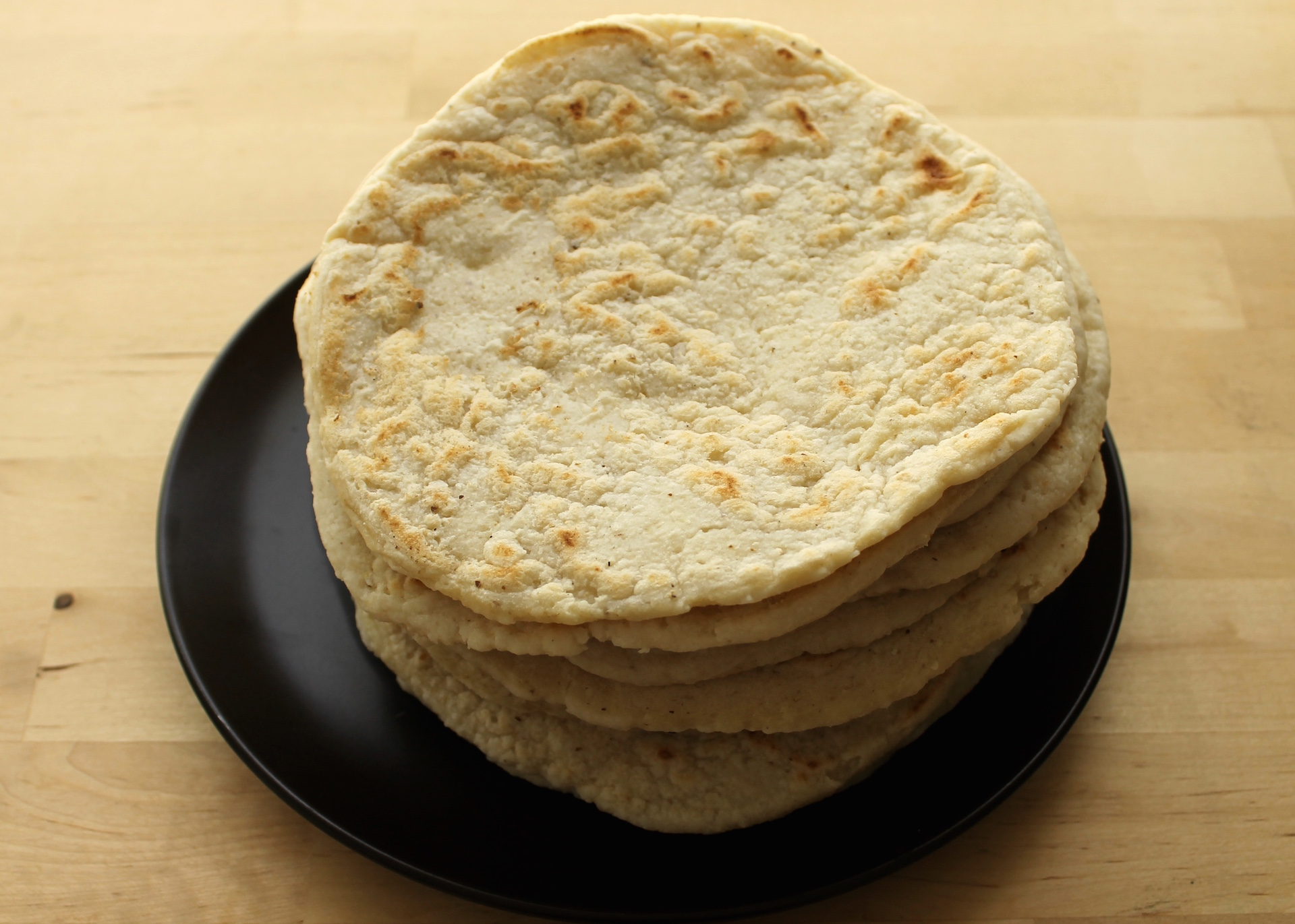For the best hearty, handmade tortillas, look no further than La Palma.