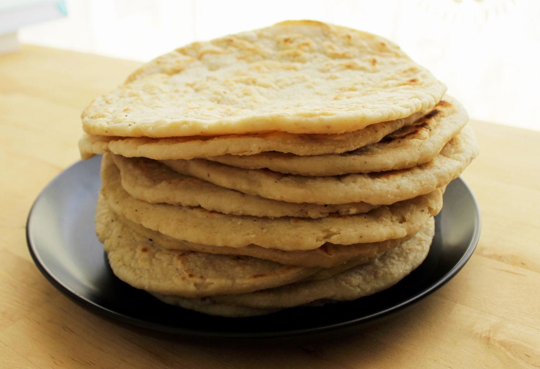 Tortillas from La Palma Mexicatessen. Kate Williams