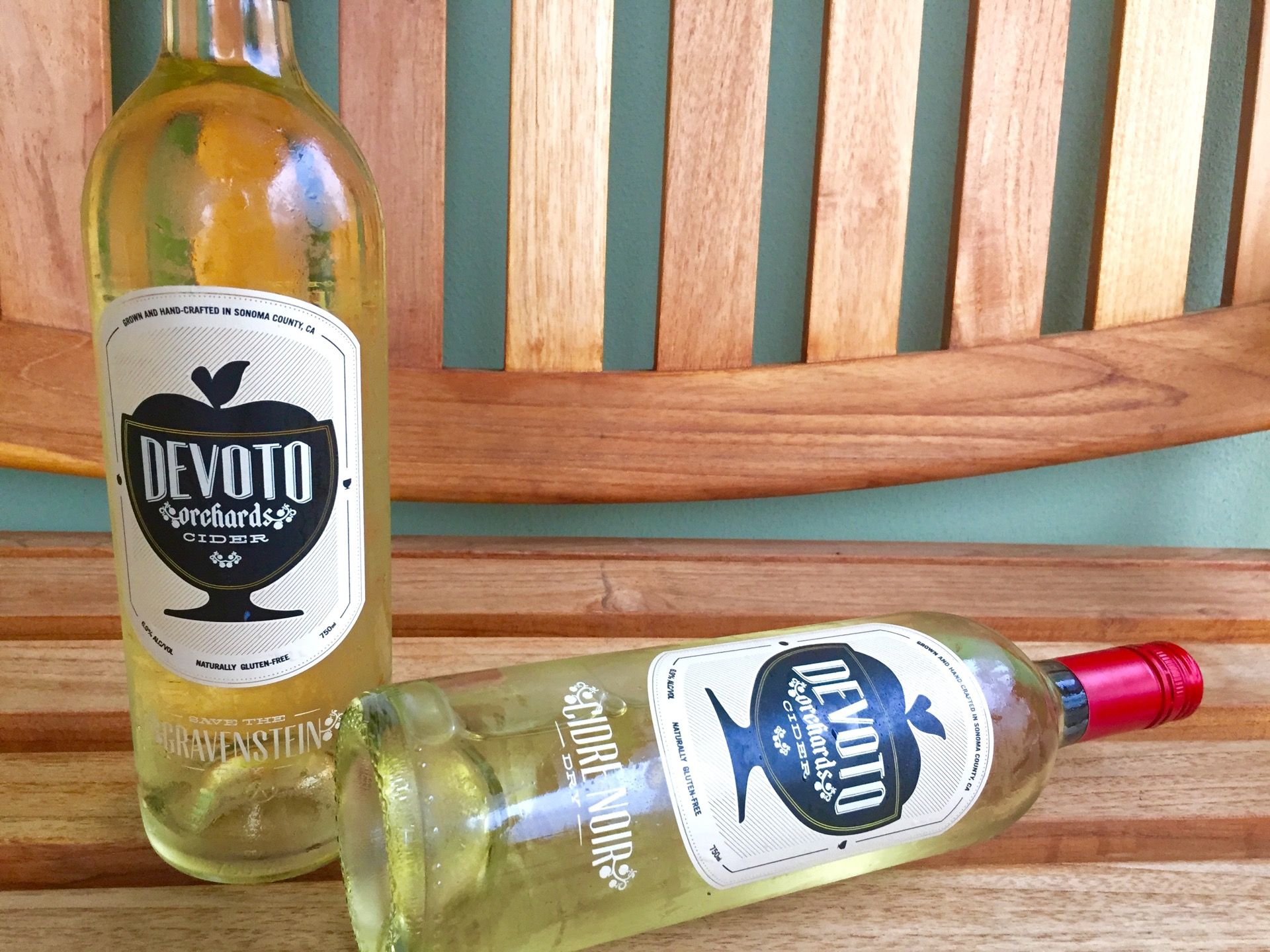 A personal favorite is Devoto Orchard's Estate Cider award-winning '1976,' made with heirloom ciders from Jolie Devoto's family family in Sebastopol.