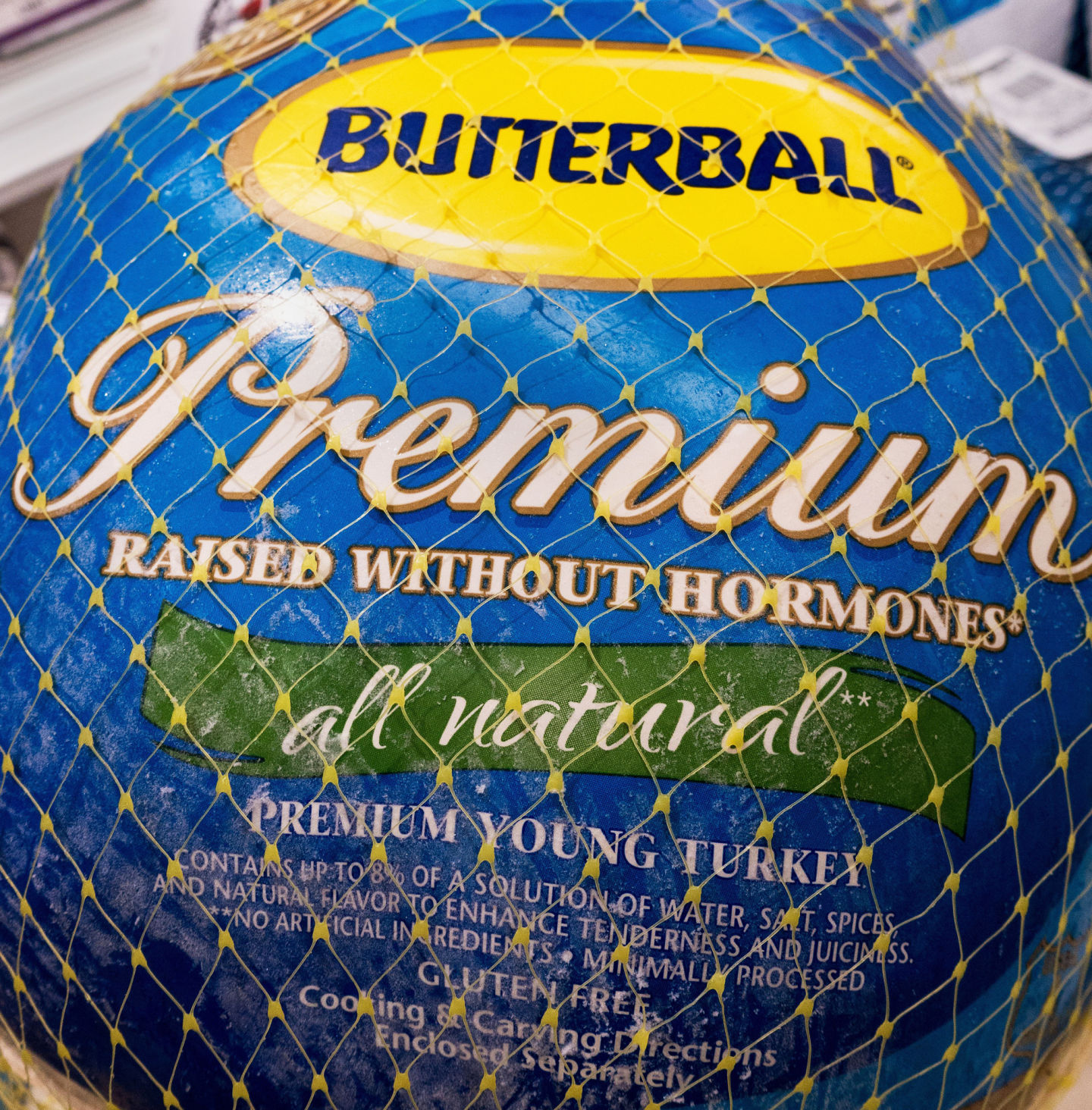 Premium, Young And Natural: The Turkey Labels We Cluck-Cluck Over