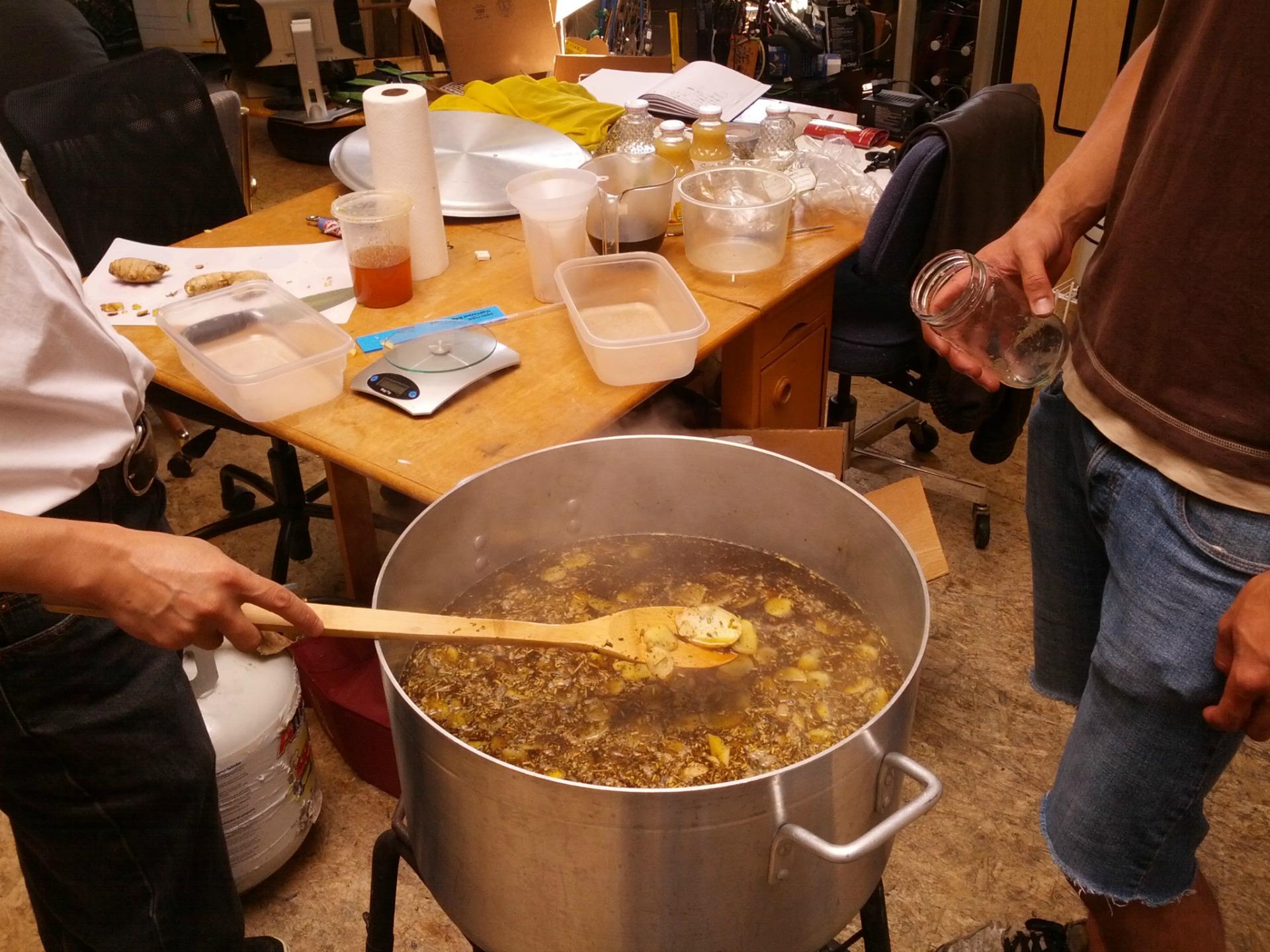 Brewing a batch of sudo mate