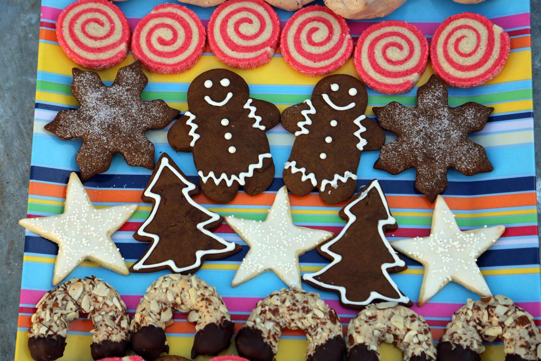 Christmas Cookies Wendy Goodfriend