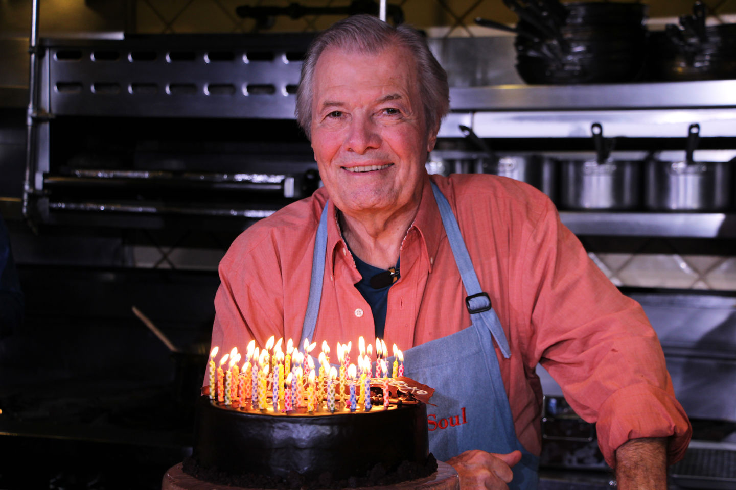 Happy 80th Birthday, Chef Jacques Pépin!