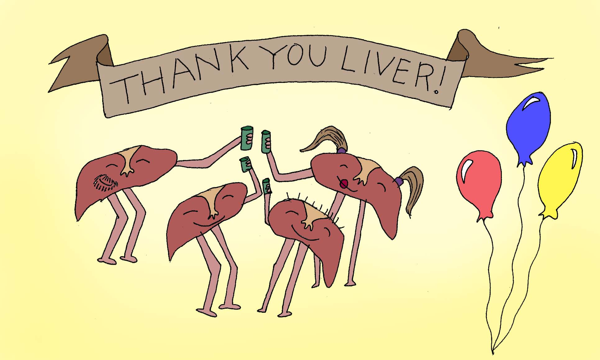 Liver Partytime!